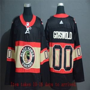 Chicago Blackhawks Clark Griswold Jersey